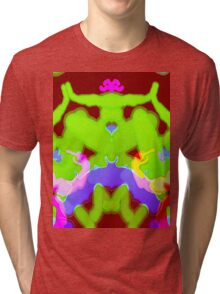 Fracturous Tri-blend T-Shirt