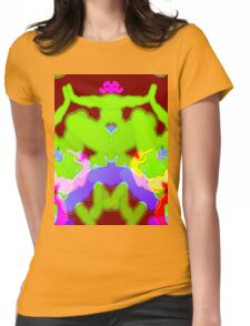 Fracturous Womens Fitted T-Shirt