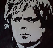 "Tyrion ""The  Imp"" Lannister by stunegoden"