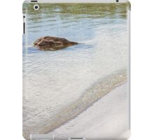 Beach. iPad Case/Skin