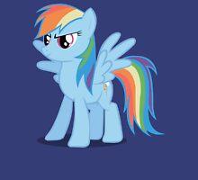 Rainbow Dash stance Unisex T-Shirt