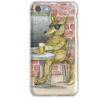 Bob Orders a Salty Dog iPhone Case/Skin