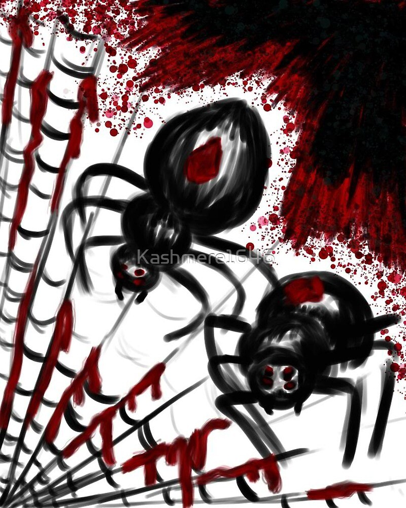 Fear Of Spiders by Kashmere1646