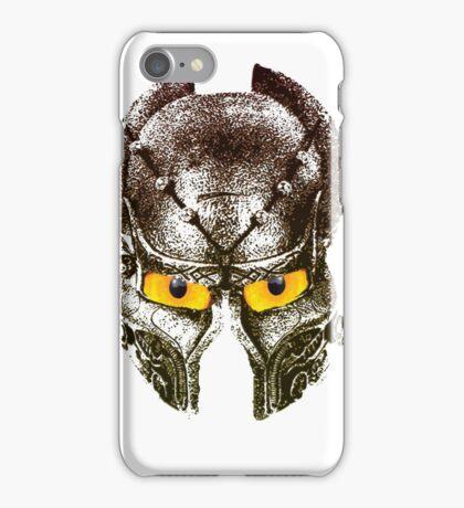 Viking helmet iPhone Case/Skin