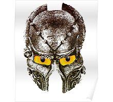 Viking helmet Poster