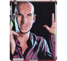 Demon Zane iPad Case/Skin