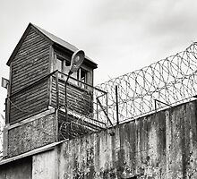 Prison wall. by cloud7