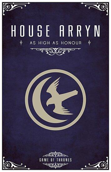 House Arryn by liquidsouldes