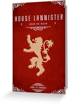 House Lannister by liquidsouldes