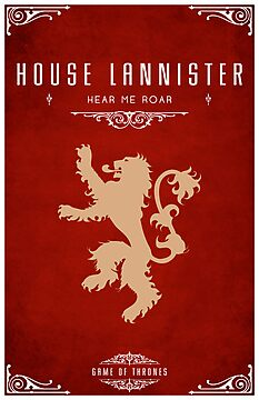 House Lannister by liquidsouldes