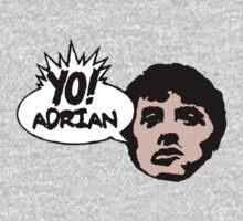 Yo! Adrian Raps Baby Tee