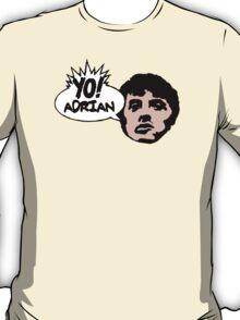 Yo! Adrian Raps T-Shirt