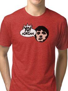 Yo! Adrian Raps Tri-blend T-Shirt