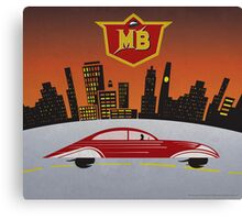 The Mob Boss Mobile Canvas Print