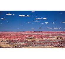 The Painted Desert, Arizona Photographic Print