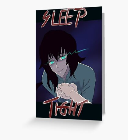 Sleep Tight Greeting Card