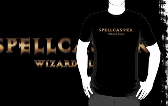 Spellcaster - Wizard Class (Rust Version) by tombst0ne