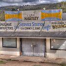 Vintage Garage, Little Hartley, NSW by Adrian Paul