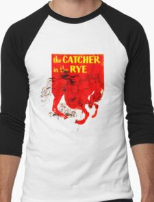 For the Holden Caulfield in all of us Men's Baseball ¾ T-Shirt