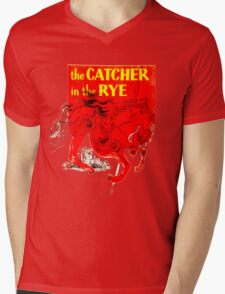 For the Holden Caulfield in all of us Mens V-Neck T-Shirt