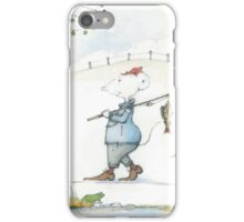 Anders the Mouse iPhone Case/Skin
