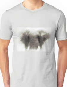 Elephant portrait Unisex T-Shirt