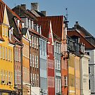 Nyhavn by Heather Thorsen