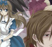 Alice in heatland Sticker