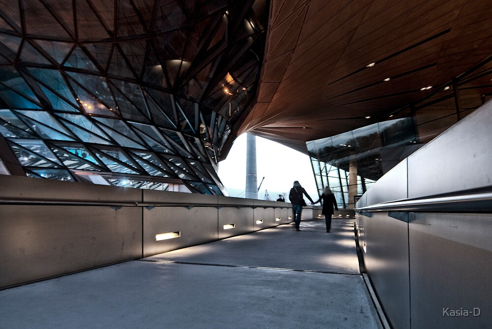 BMW Welt: Path to a Dream by Kasia-D