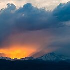 Dance of Light and Clouds by Gregory J Summers
