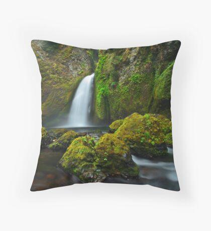 Wondrous Wahclella Throw Pillow