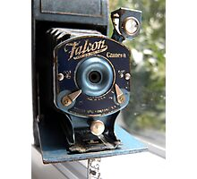 Falcon Camera Photographic Print