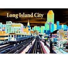 Long Island City Photographic Print