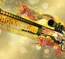Awp Dragon Lore by Gamers