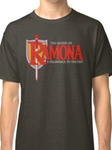 THE LEGEND OF RAMONA Classic T-Shirt