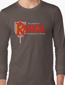 THE LEGEND OF RAMONA Long Sleeve T-Shirt