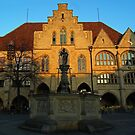 Hildesheim Townhall by herbspics