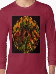 Reflections in the Eye of Pleasure Long Sleeve T-Shirt