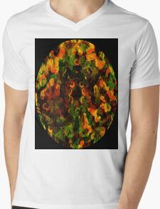 Reflections in the Eye of Pleasure Mens V-Neck T-Shirt