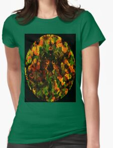 Reflections in the Eye of Pleasure Womens T-Shirt