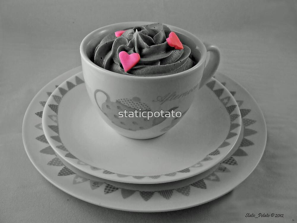 I Heart Cupcakes by staticpotato
