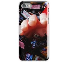 The Candy Giver iPhone Case/Skin