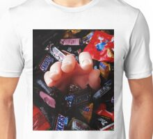 The Candy Giver Unisex T-Shirt