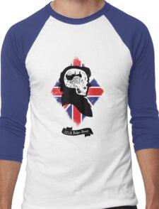 Sherlock's Mind (Teefury Version) Men's Baseball ¾ T-Shirt