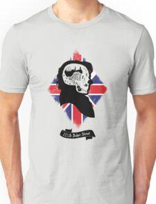 Sherlock's Mind (Teefury Version) Unisex T-Shirt