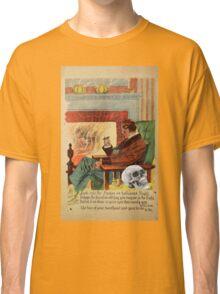 Trophy (Vintage Halloween Card) Classic T-Shirt