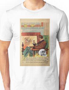 Trophy (Vintage Halloween Card) Unisex T-Shirt