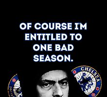 """""""Of course I'm entitled to one bad season."""" by quinnprees"""