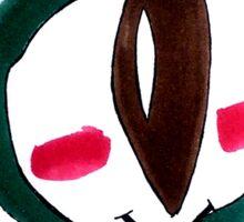 Fly Eye Pal Sticker