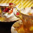 Afternoon Tea for Two by Tracy Friesen
